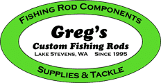 Greg's Custom Fishing Rods