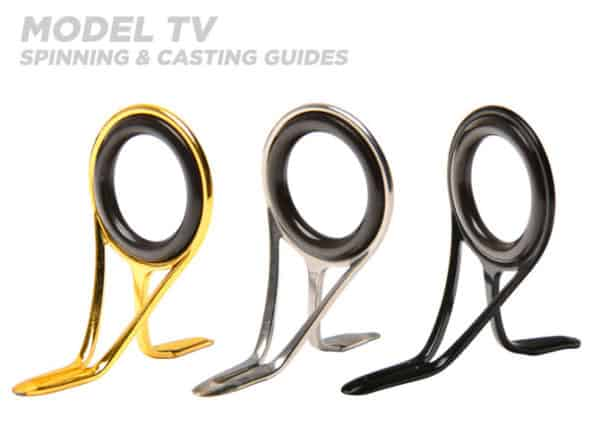 Pac Bay Model TV Guides with Ceramic Rings