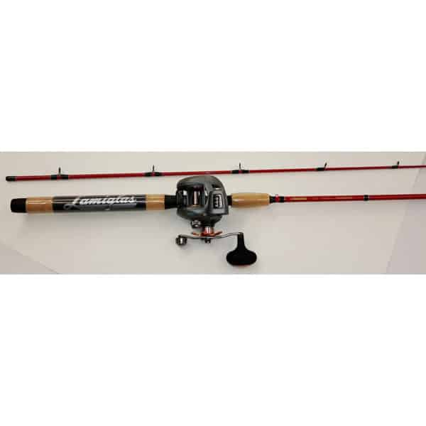Lamiglas Tournament Kokanee / Okuma Cold Water Combo